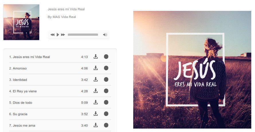 Bajar música cristiana gratis