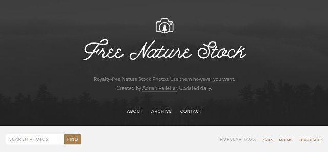 Fotos libres de derechos sobre la naturaleza