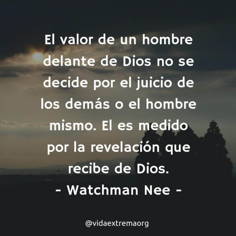 Watchman Nee - Frases cristianas