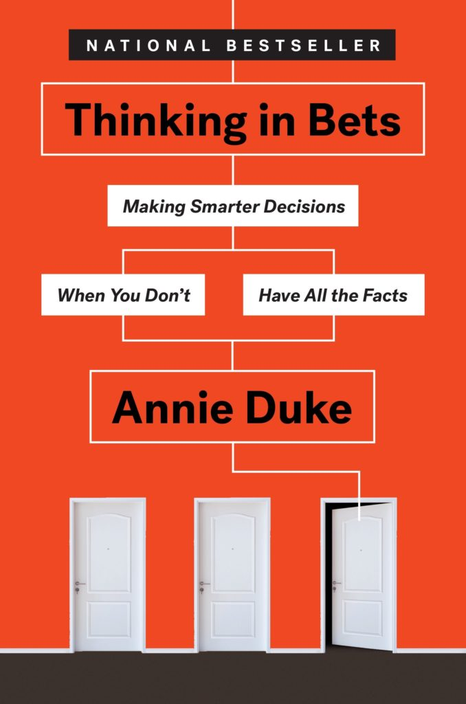 Comprar Thinking in bets
